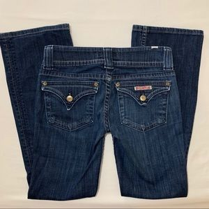 Hudson Jeans Signature Bootcut with Flap Pockets